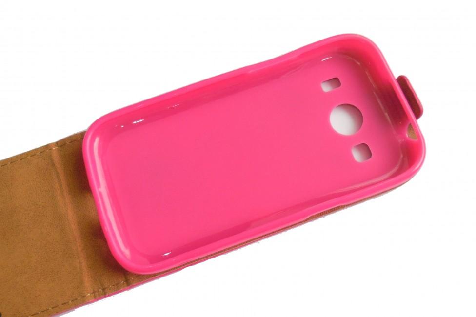 e3fd0f307 Puzdro na mobil Samsung Galaxy ACE 4 G357 ružové | Mobil24.sk