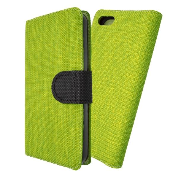 Knižkové puzdro na mobil iPhone 6 6s zelené 52a4cc25b18