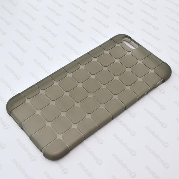 Gumené puzdro Squares pre iPhone 6 6s Plus šedé - Mobil24.sk ... 867cef422af