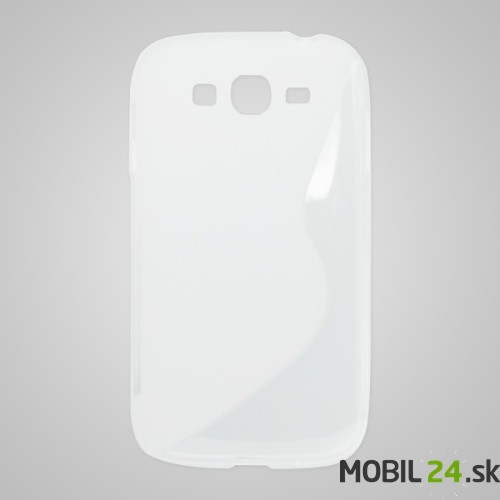 6879424d9 Puzdro na mobil Samsung Galaxy Grand Neo (i9060) gumené priehľadné ...
