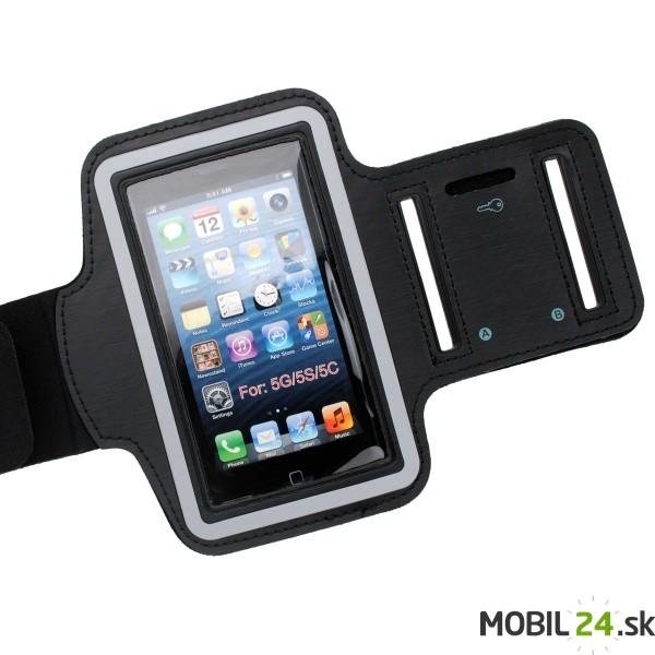 Puzdro na rameno veľkosť iPhone 5 5S SE čierne - Mobil24.sk ... 8ead19d4d62