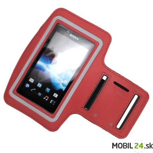 Púzdro na rameno veľkosť XL červené - Mobil24.sk - Príslušenstvo pre ... 470b60700bc