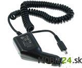 Autonabíjačka Blackberry miniUSB originál