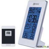 LCD domáca bezdrôtová meteostanica E3003