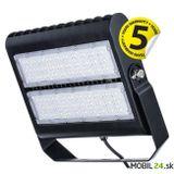 LED reflektor PROFI PLUS 80W, neutralna biela, čierny