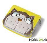 NICI peňaženka - mačka Lazy