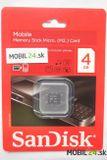 Pamäťova karta M2 4GB