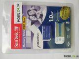 Pamäťova karta MS Pro Duo 1 GB