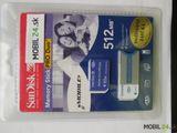 Pamäťova karta MS Pro Duo 512 MB