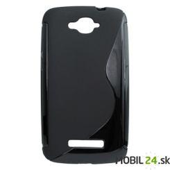 Puzdro na Alcatel Onetouch POP C7 čierne gumené