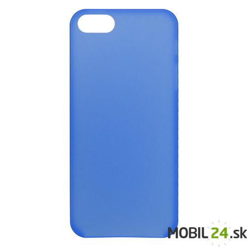 Tvrdé púzdro iPhone 5 5s SE modré priehľadné - Mobil24.sk ... ddf09de2830