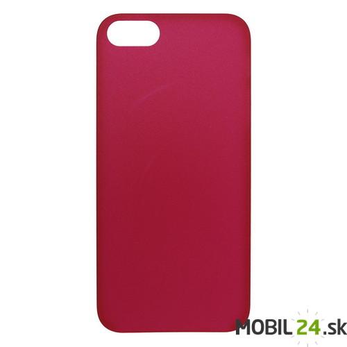 Tvrdé púzdro iPhone 5 5S SE červené - Mobil24.sk - Príslušenstvo pre ... 9a605c7fbd8