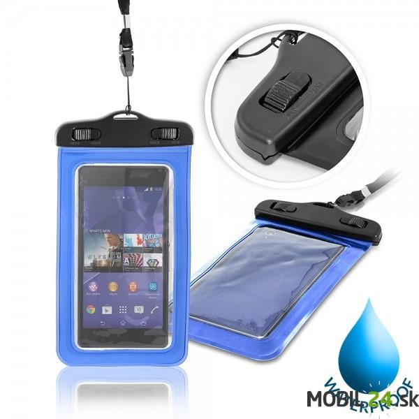 Vodeodolné puzdro modré 5 b956a80741e
